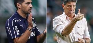 Palmeiras, que deu sorte contra o América, não terá chances contra o Grêmio