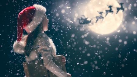 De carro, Papai Noel gastaria quanto tempo para entregar os presentes?
