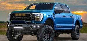 Hennessey: Ford F-150 V8 de 800 cv responde à Ram TRX de 712 cv