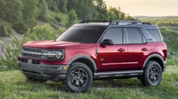Ford confirma Bronco, Mustang Mach1 e Ranger Black no Brasil