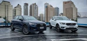 SUVs premium mais vendidos: Volvo tem liderança tripla pela 1ª vez