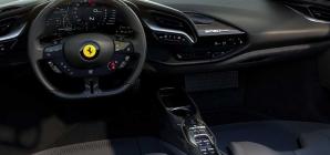 1ª Ferrari elétrica chegará em 2024 como um SUV baseado no Purosangue