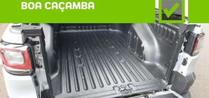 Fiat Strada Freedom 1.3 Cabine Plus 2021: Prós e Contras