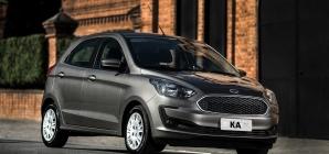 Ford oferece toda a linha com 20% de entrada e financiamento em 60 vezes