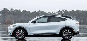 Já dirigimos: Ford Mustang Mach-E tem tudo pra se tornar referência entre elétricos