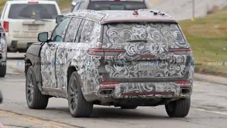 Novo Jeep Grand Cherokee 2022 terá DNA de Alfa Romeo e espaço para 7