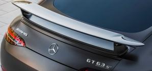 Mercedes-AMG GT 63S 4MATIC+ Carbon é versão exclusiva para o Brasil