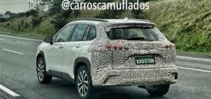 Toyota Corolla Cross brasileiro será lançado até abril, confirma sindicato