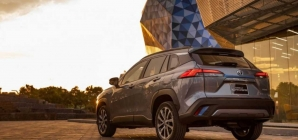 Novo Toyota Corolla Cross será lançado no 1º trimestre no Brasil