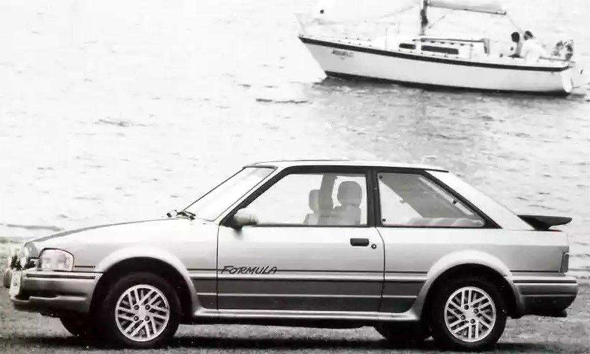 ford escort xr3 formula