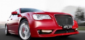 Chrysler 300 SRT: fim do último sedã V8 dos australianos