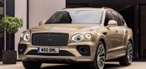 Bentley renova versão híbrida de 450 cv do Bentayga