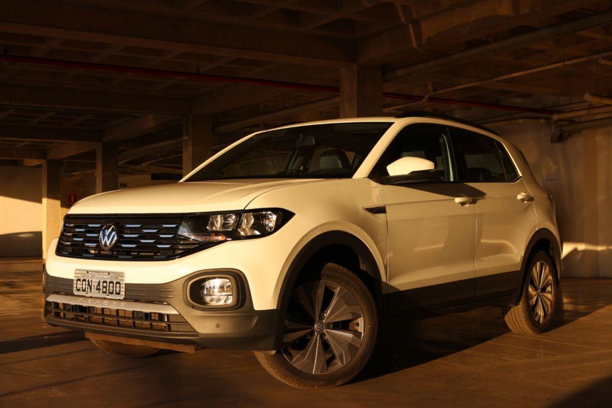 vw t cross 200 tsi branco estacionado em garagem foto alexandre carneiro 8
