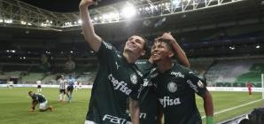 Palmeiras embarca para Argentina com confiança para duelo contra o River Plate