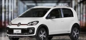 Volkswagen Up agora tem versão única por R$ 60 mil