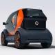 Renault revela carro elétrico para compartilhamento que é 95% reciclável