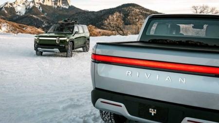 Quase 90% dos futuros donos de elétricos Rivian possuem carros a combustão