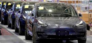 Veja quantos carros elétricos cada marca produz e vende por minuto