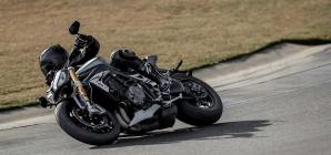 Nova Triumph Speed Triple 1200 RS estreia com design invocado e 180 cv
