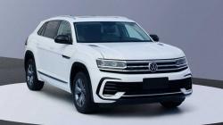 SUVs gigantes: Volkswagen Teramont e Teramont X reestilizados aparecem sem disfarces