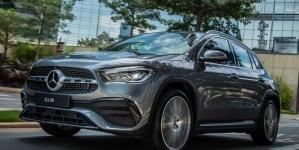 Mercedes lança novo GLA 200 no Brasil por R$ 325.900