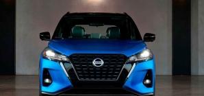 Nissan Kicks 2022 já está em produção no Brasil