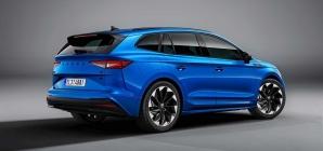 Primo do VW ID.4, SUV elétrico Skoda Enyaq ganha versão com visual esportivo