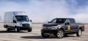 Ford confirma estreia da picape elétrica F-150 EV até o fim de 2021