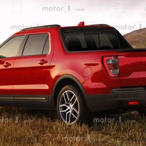 Ford Maverick 2022: veja como será o visual da rival da Fiat Toro