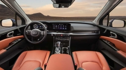 Minivan Kia Carnival 2022 estreia em estilo SUV e com espaço para oito pessoas