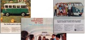 """VW Kombi: relembre propagandas antigas da """"corujinha"""", a primeira geração"""