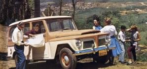 Carros do Passado: Rural Willys, valente e familiar, foi precursora dos SUVs