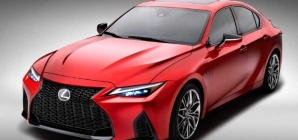 Último da espécie: Lexus IS 500 ganha V8 aspirado de 480 cv