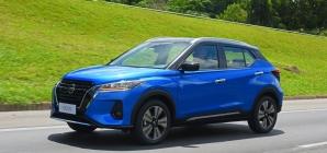 Nissan Kicks 2022 exibe reestilização e novos equipamentos