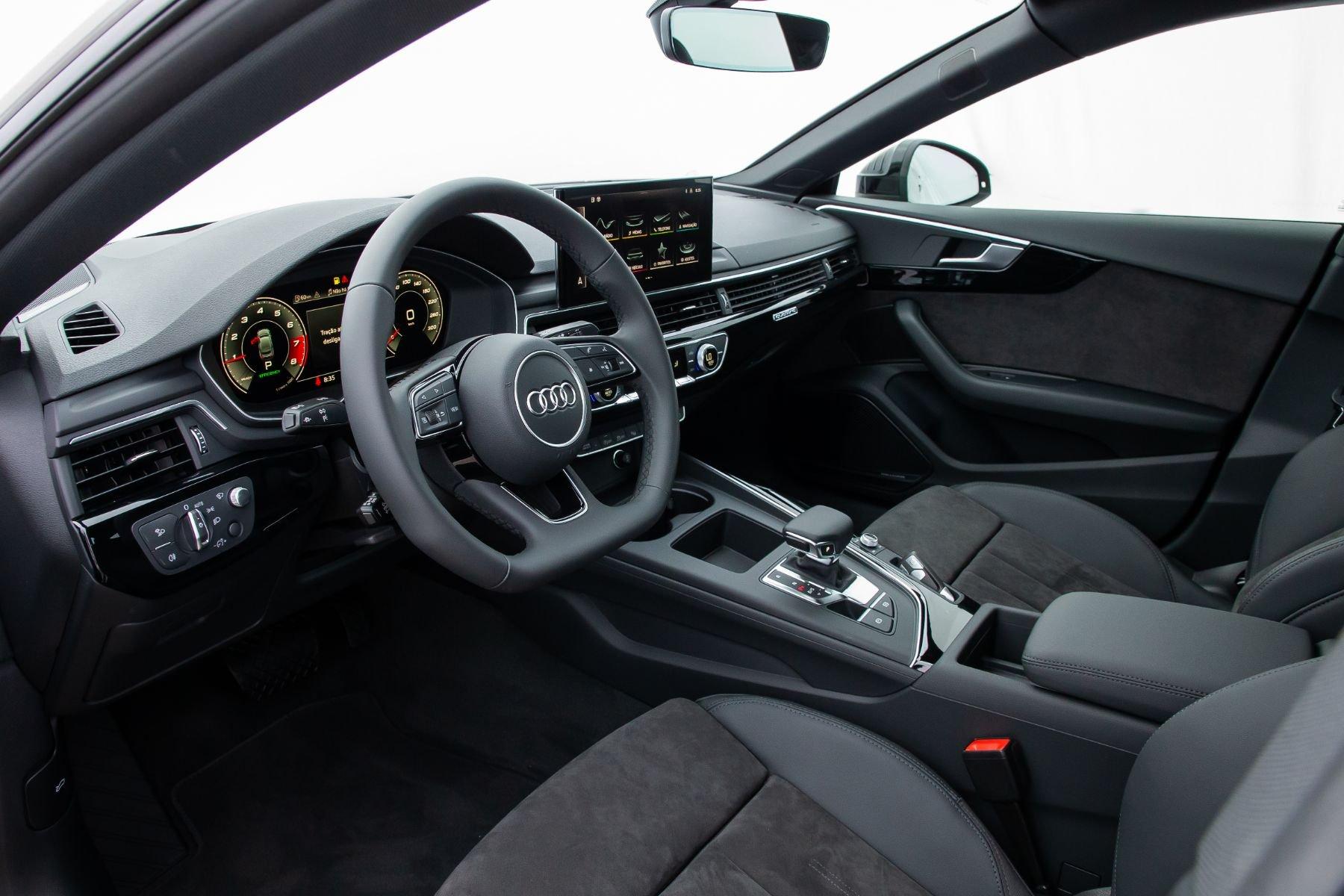 audi a5 sportback 2021 interior 2