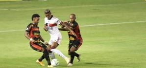 Jair Ventura enxerga dois tempos distintos do Sport na derrota para o Flamengo
