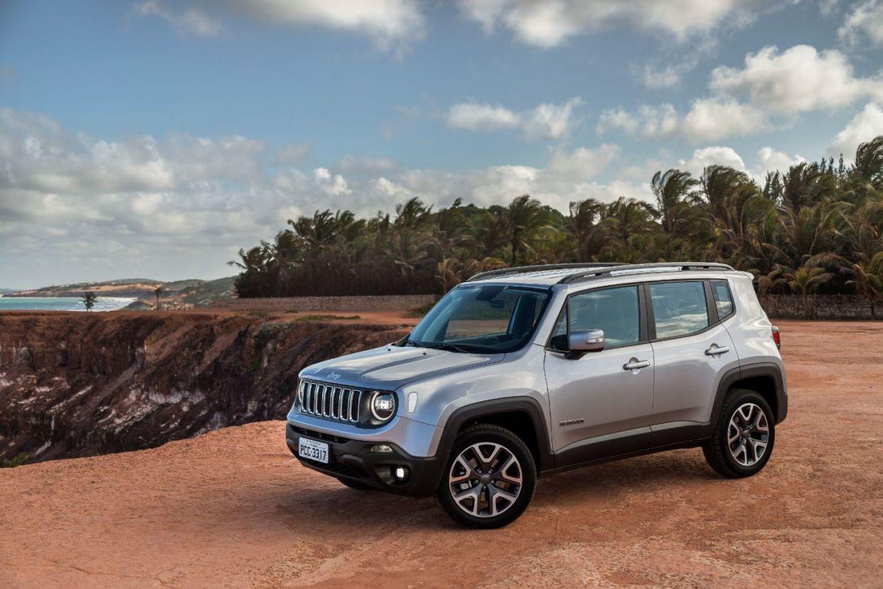 jeep renegade longitude 2019