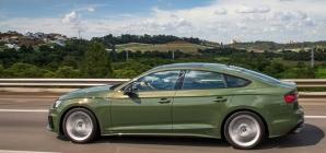 Primeiras Impressões: novo Audi A5 Sportback 2021 traz tecnologia com estilo