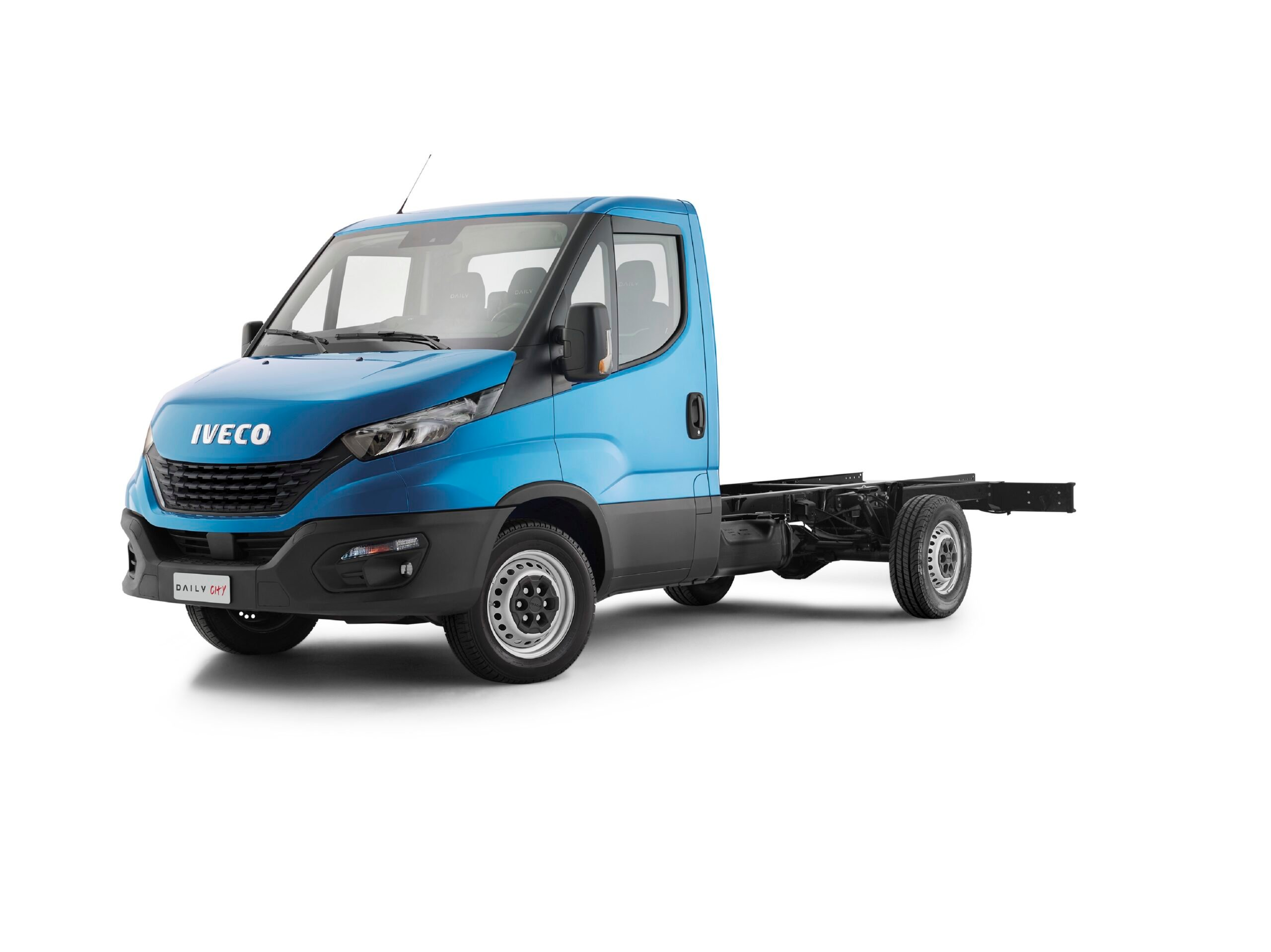 Iveco daily city sem implemento