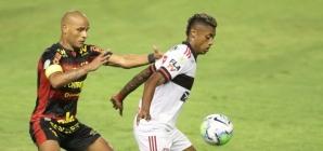 """Após derrota do Sport para o Flamengo, Patric afirma: """"A culpa foi minha"""""""