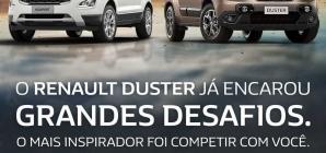 Renault Duster homenageia Ford EcoSport pelos anos de rivalidade