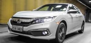 Guia de Compra: estável e eficiente, Honda Civic prova que sedã não é só Corolla