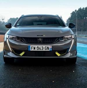 Já dirigimos: Peugeot 508 PSE híbrido de 360 cv, o mais potente já feito pela marca
