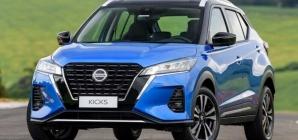 Nissan Kicks 2022 ganha nova frente e mais equipamentos