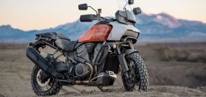 Harley-Davidson Pan America 1250 faz estreia da marca entre as big trails