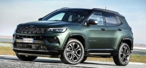 Jeep vai revelar data para o novo Compass e nome do SUV de 7 lugares em abril