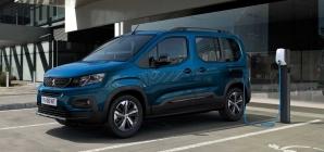 Sucessor do Parner, utilitário Peugeot Rifter estreia em versão 100% elétrica