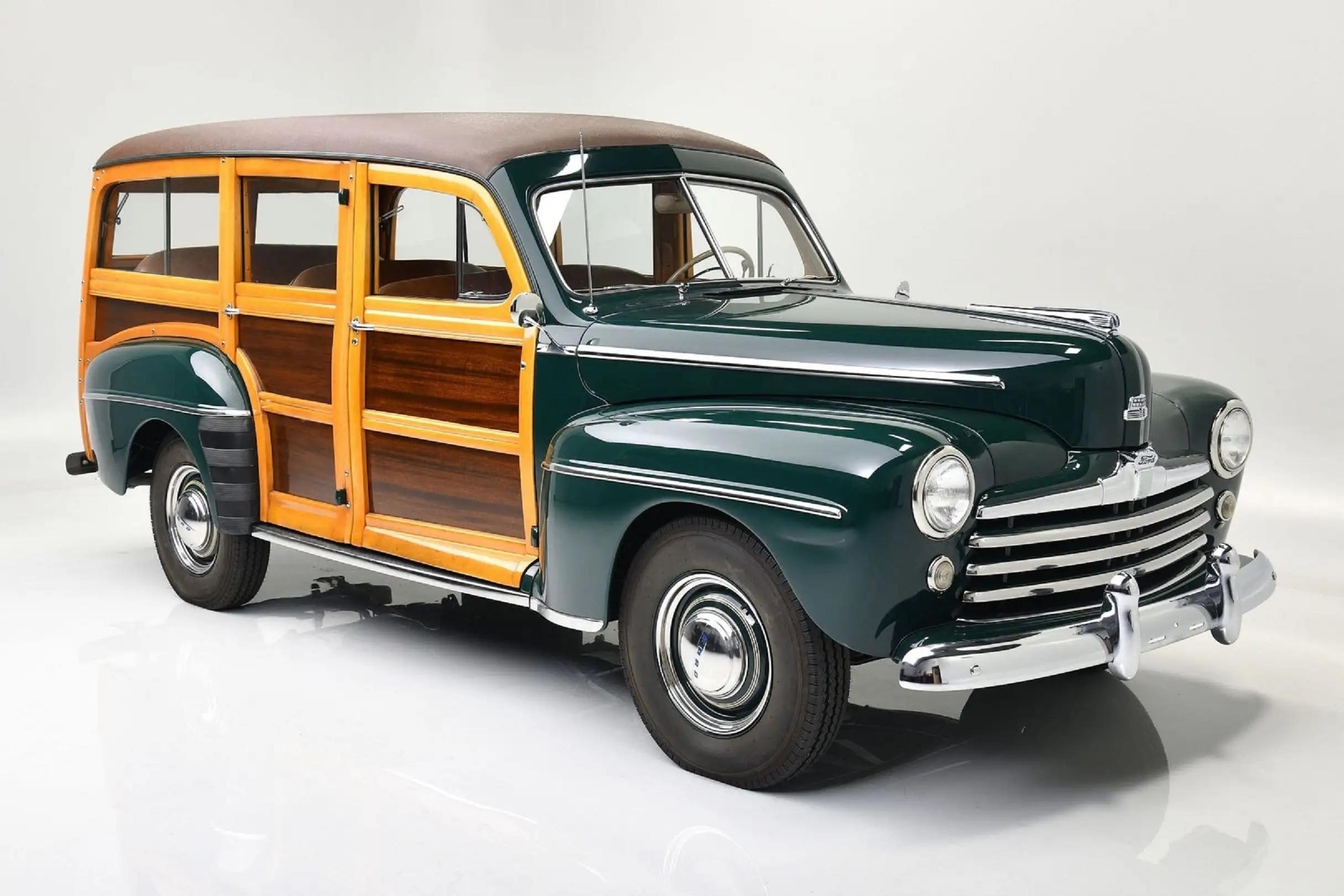 ford woody wagon 1947