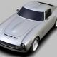 Ferrari 250 GT terá réplica inglesa com carroceria de alumínio e carbono