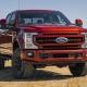 Ford Super Duty: novos pacotes visuais e central de áudio de 12 pol